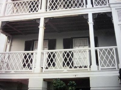 Verandas of the Government House