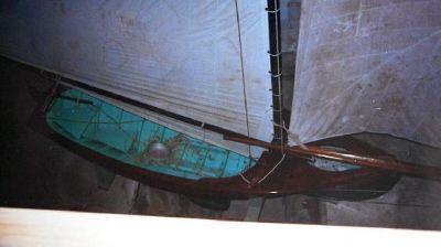 Bermuda dinghy