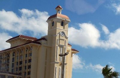 Hotel tower - Daytona Beach