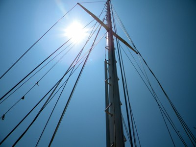 B's photo of the Mast