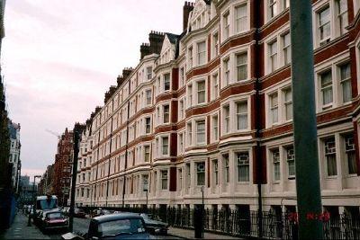Street in Bloomsbury