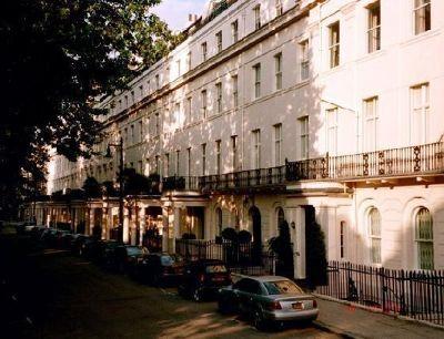 Belgrave Square houses