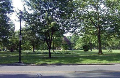 Clark Bandstand - Tappen Square