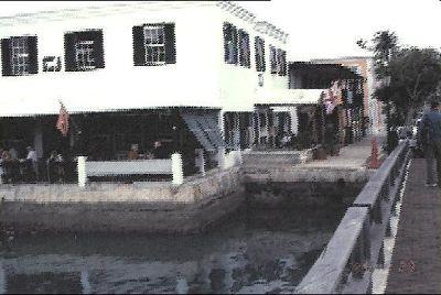 White Horse Tavern 1995