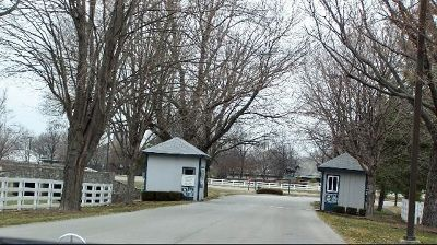 Entrance to the park - Kentucky State Horse Park