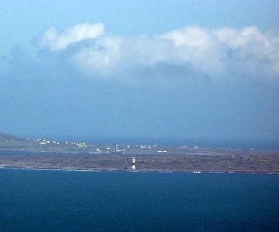 Aran Islands and Galway Bay