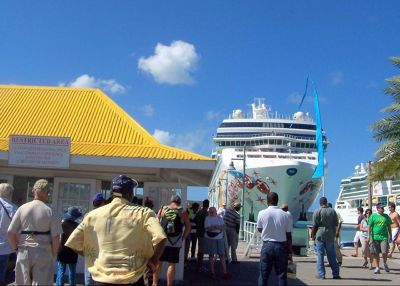 Returning to the ship 2007