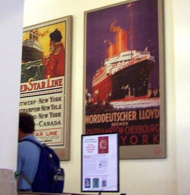 Ship posters