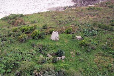 Remains of a sugar mill - Montserrat