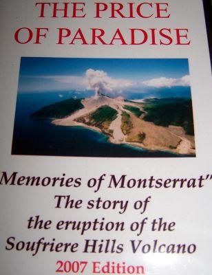 DVD holder - Montserrat