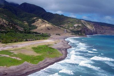 Beach/shoreline - Montserrat