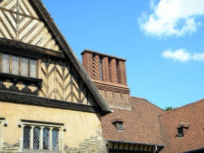 Chimney Pots of Cecilienhof
