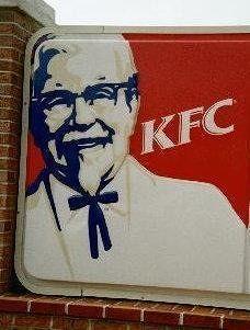 KFC's Colonel