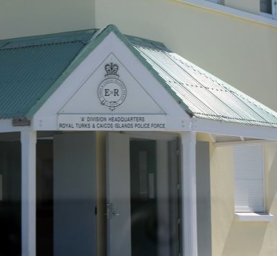 Division Headquarters - Royal Police Force - Grand Turk