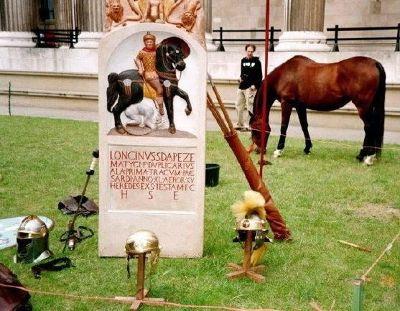 Roman armor and cavalry equipment