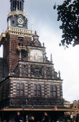Weighing house -Kaasmuseum - Alkmaar