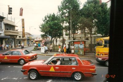 Taxi in San Jose - San José