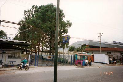 Bus stop - San José