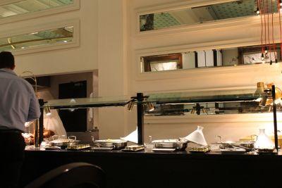 Cafe Opera buffet