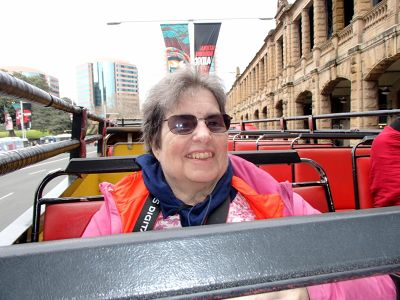 Me on the upper deck
