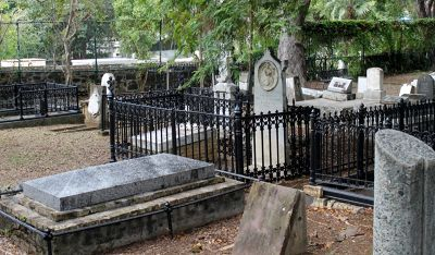 Historic Danish Cemetery