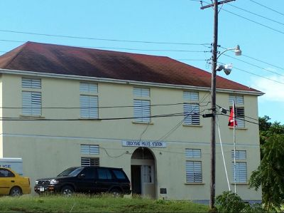 Police Station at the Dockyard