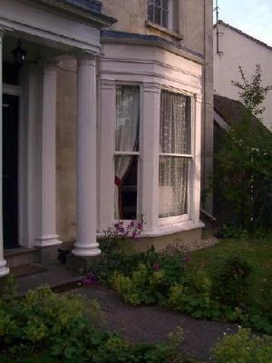 Listed house