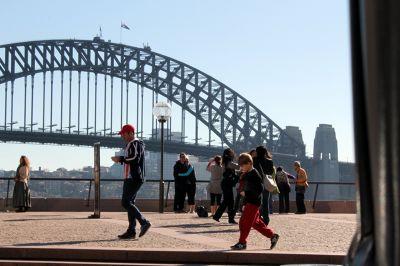 Bridge from the Opera House