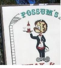 Possom's sign
