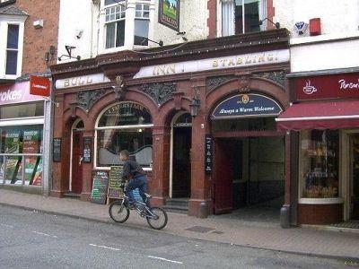 Bull Inn and 'Stabling'