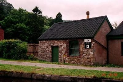 Canal building