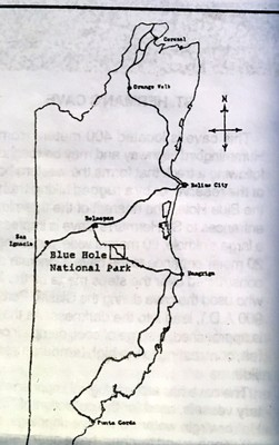 Information and map BHNP