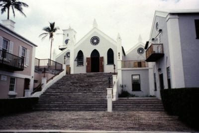 Church in 1995