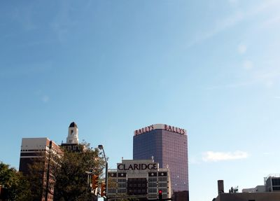 Approaching Atlantic City