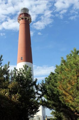 Barnegat LighthouseFrom the parking lot