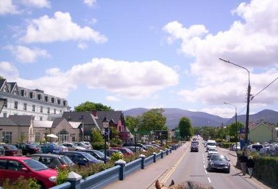 Killarney from a Horse Drawn Cart
