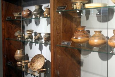 Pottery in the Jade Museum
