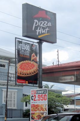Pizza Hut - San José