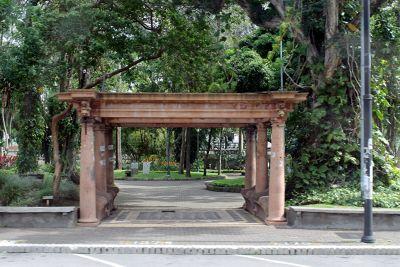North Entrance