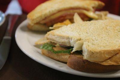 Bob's sandwich