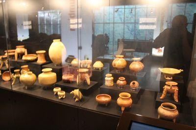Ceramics at the Jade Museum