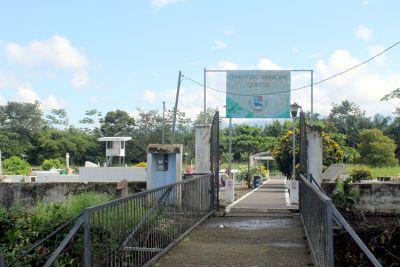 Local cemetery Quepos area