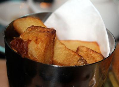 My  fries