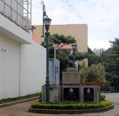 Carlos Gardel Statue