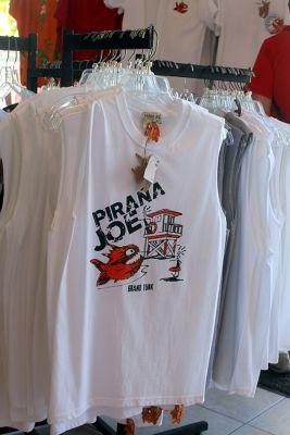 Pirana Joe T-shirts
