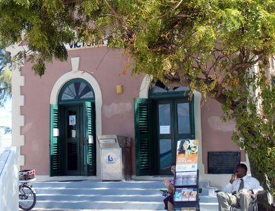 Victoria Library - Grand Turk