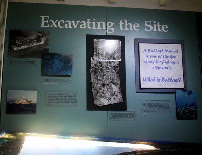 Excavating the site  - Grand Turk