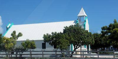 Holy Cross Catholic Church - Grand Turk
