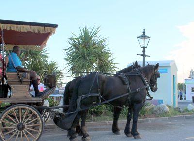 Kings Wharf carriage