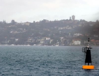Aid to navigation (ATON) in the harbour